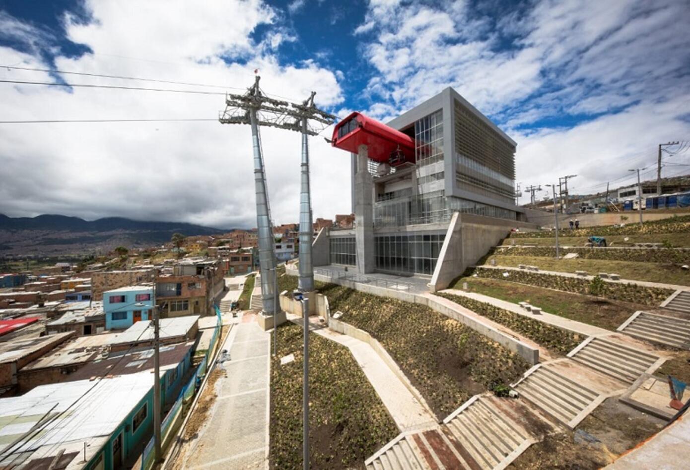 TransMicable en Ciudad Bolívar