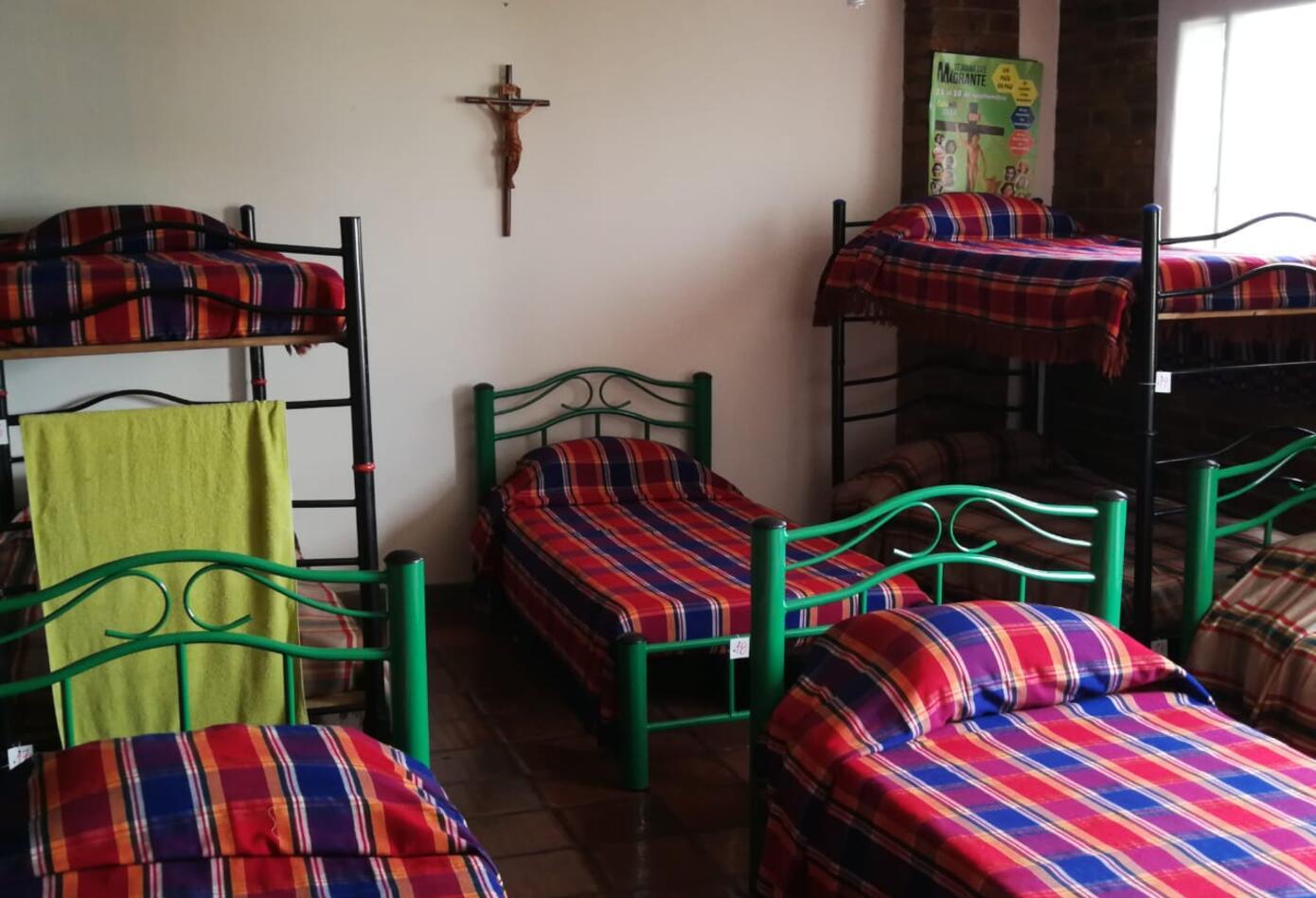 Dormitorio, Centro de Atención al Migrante
