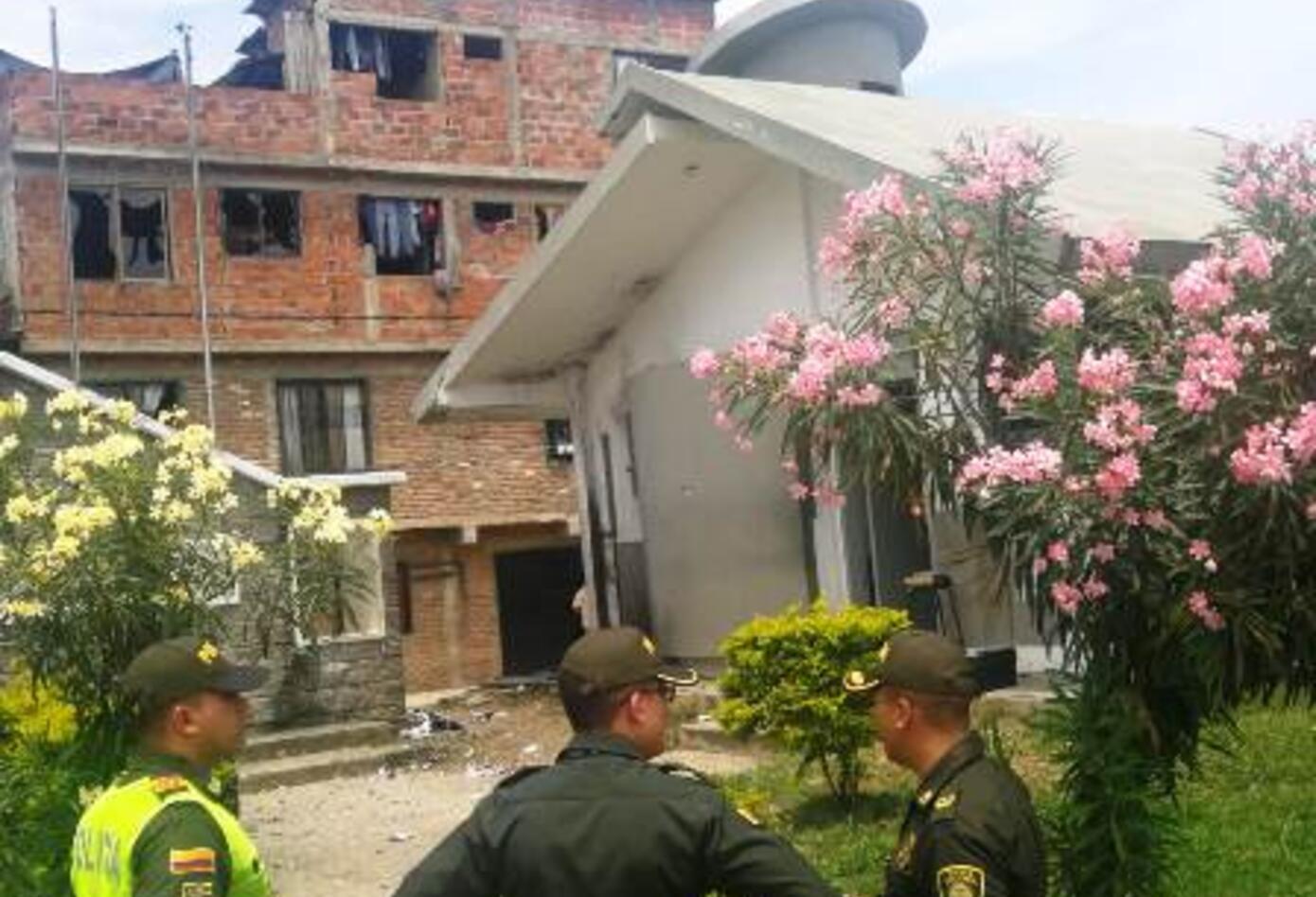 En el barrio Alfonso Bonilla Aragón, se presentó el segundo atentado.