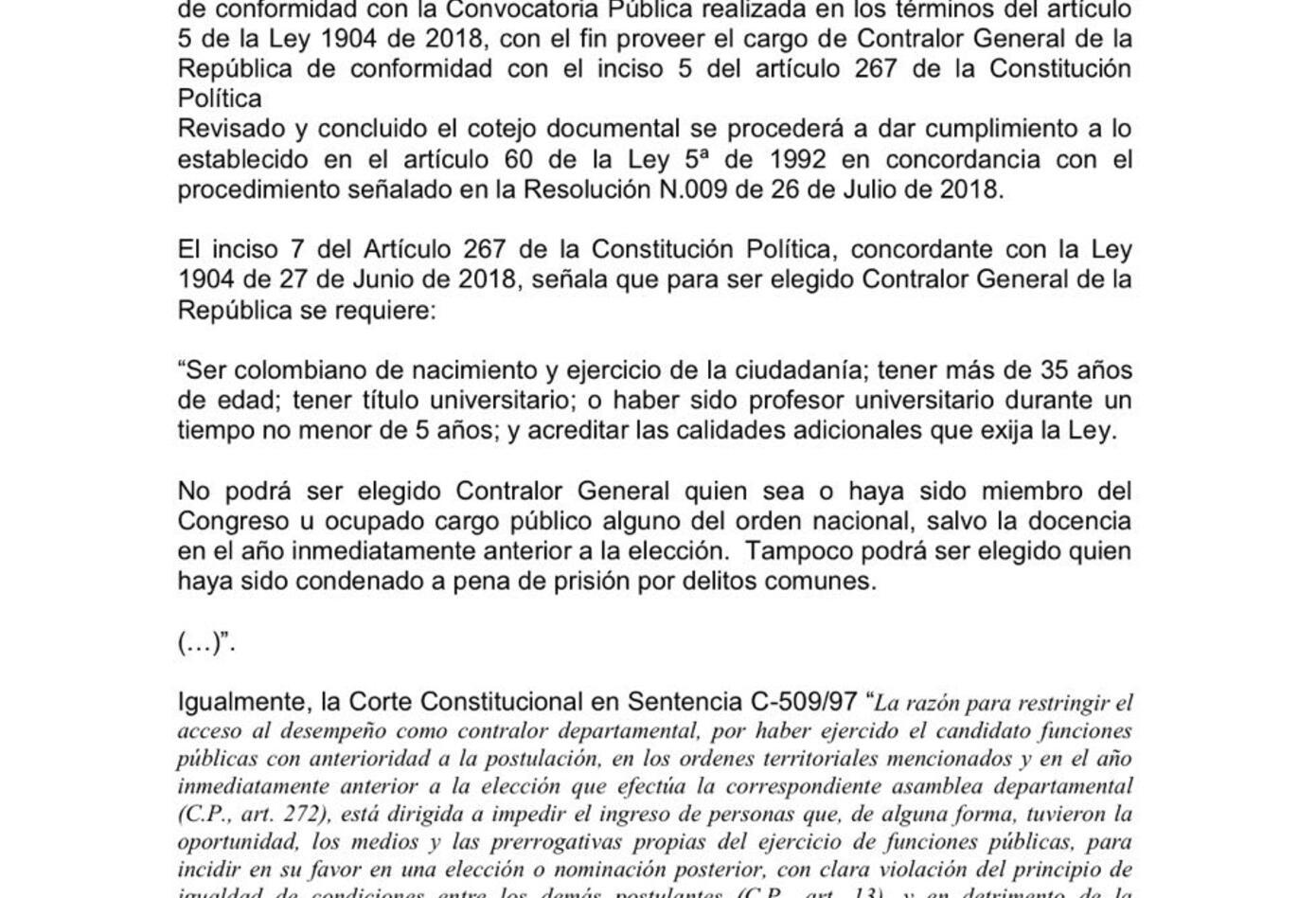 Documento Candidatos Contraloría