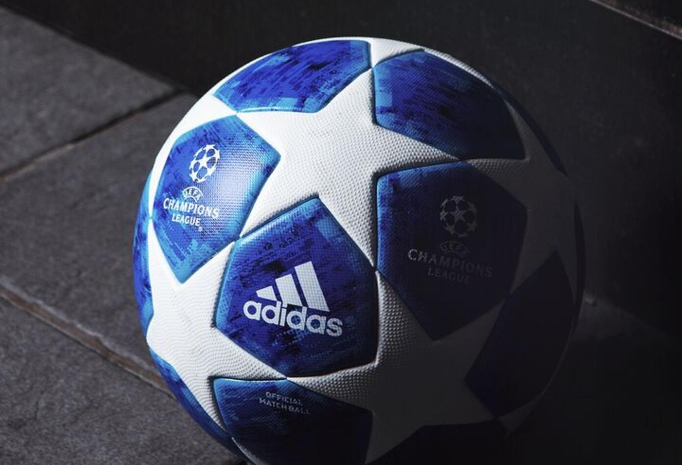 Este será el balón para la Champions League  96cfe555b2293