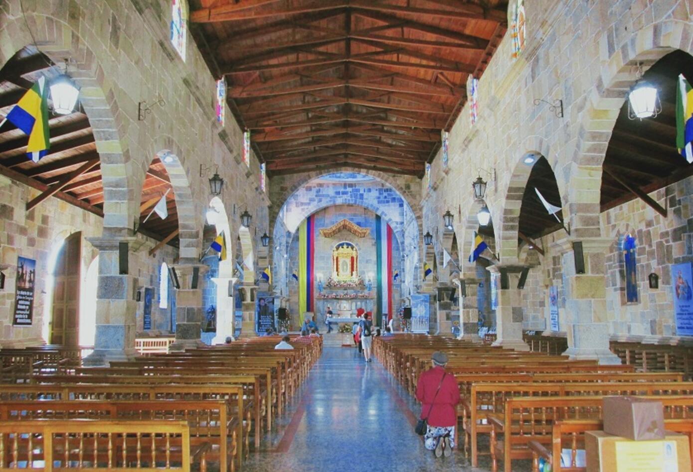 Parroquia Santuario Nuestra Señora de Guadalupe (Guadalupe, Santander)