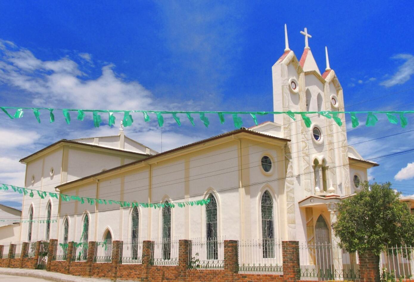 Normal Superior María Auxiliadora de Guadalupe (Guadalupe, Santander)