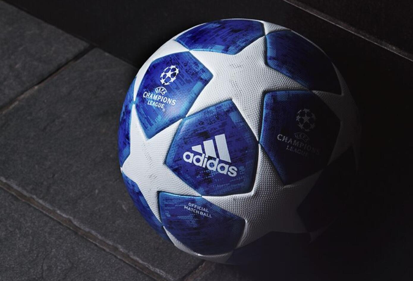 El balón de la Champions 2018-2019