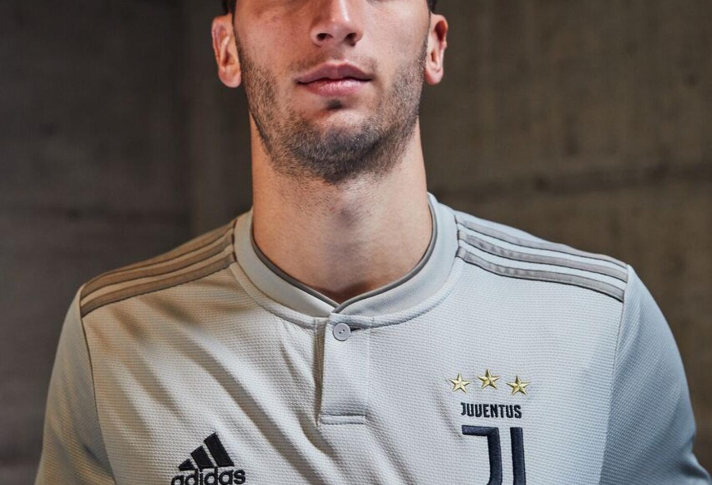 La camiseta de la Juventus visitante 2018-2019