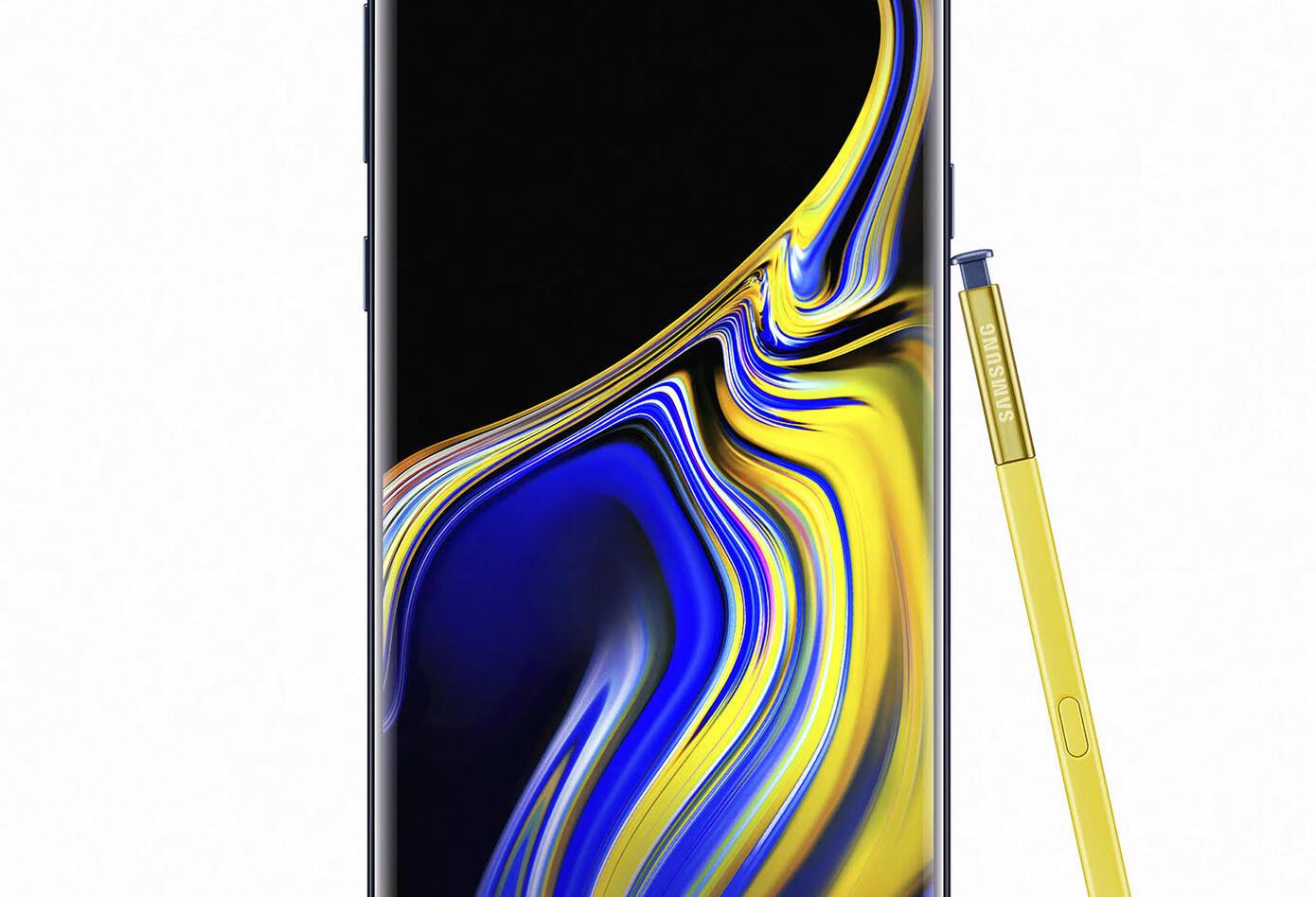Galaxy Note 9 ofrece Fornite en exclusiva