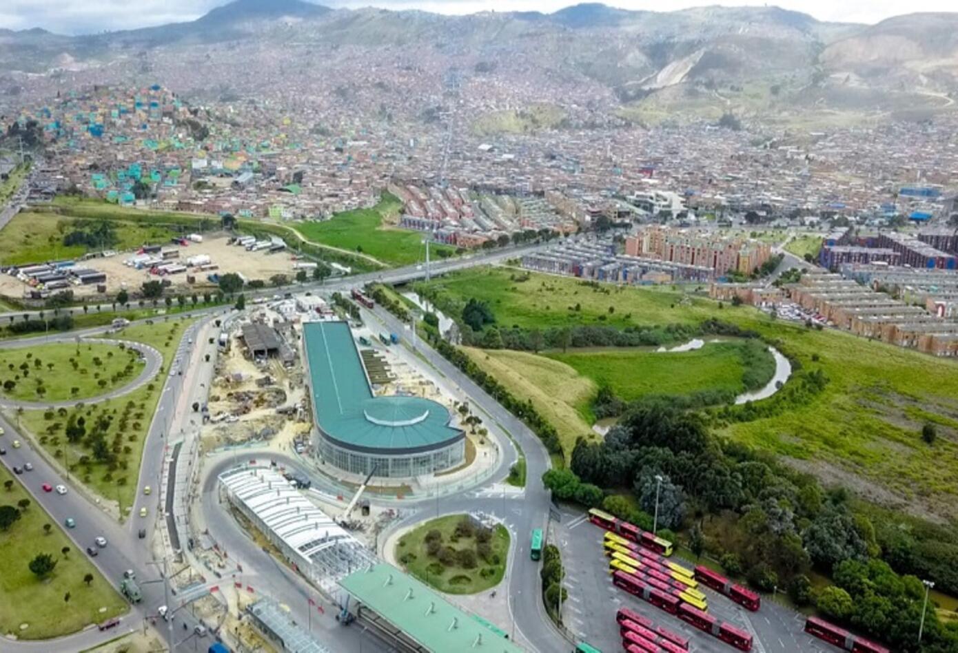Transmicable de Ciudad Bolivar
