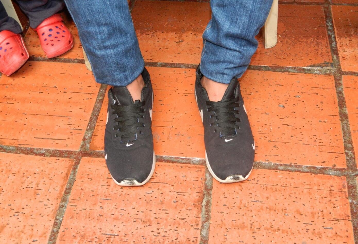 Zapatos nuevos para seguir el camino