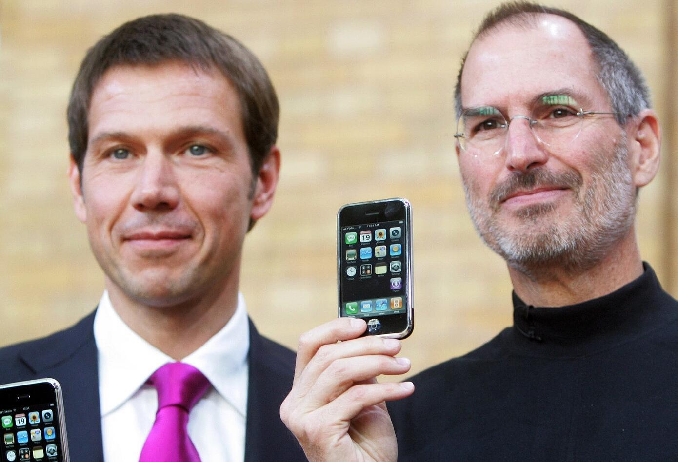 Primer IPhone en 2007