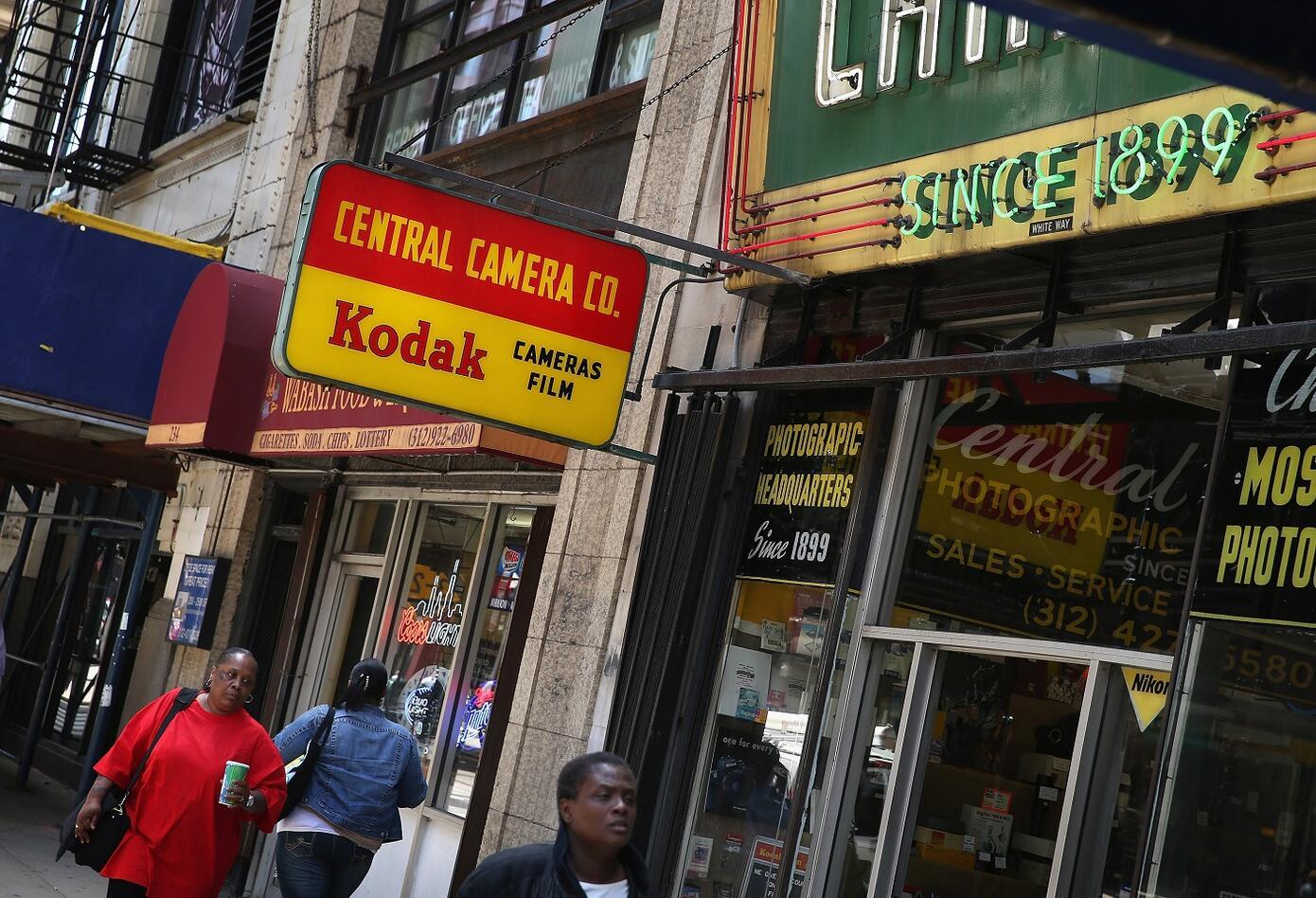Kodak mantuvo su negocio intacto por más de 100 años