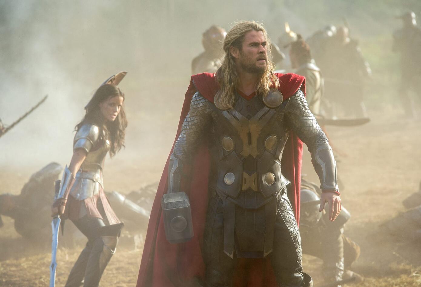 Thor: un mundo oscuro (2013)
