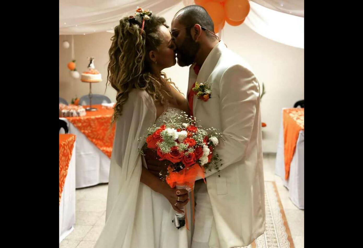 Matrimonio de Yolanda Rayo y Alex Serna