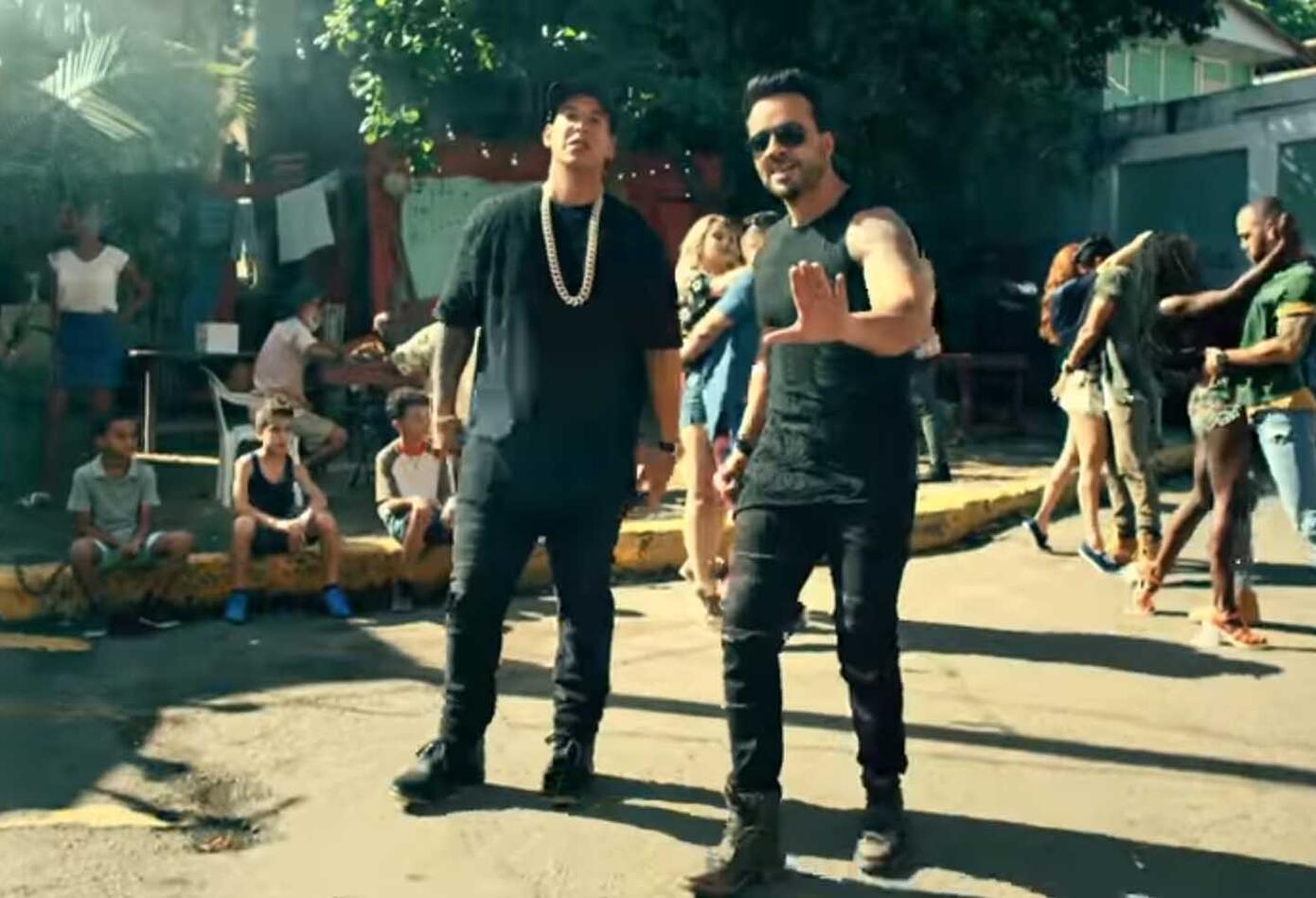 Luis Fonsi y Daddy Yankee
