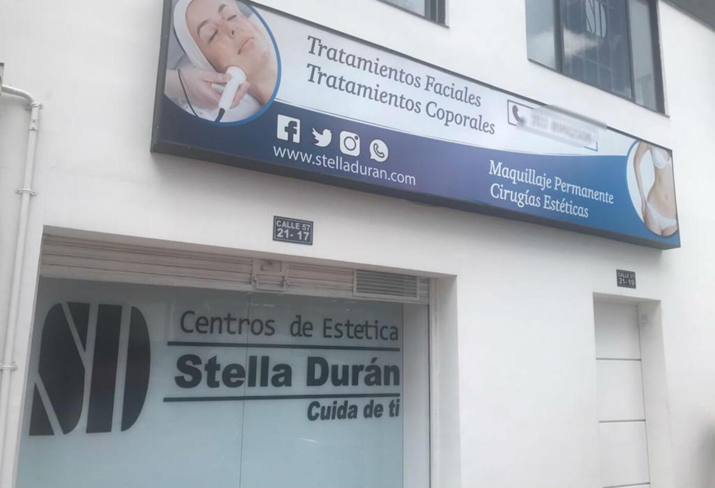 Centros de Estética y Spa de Stella Duran