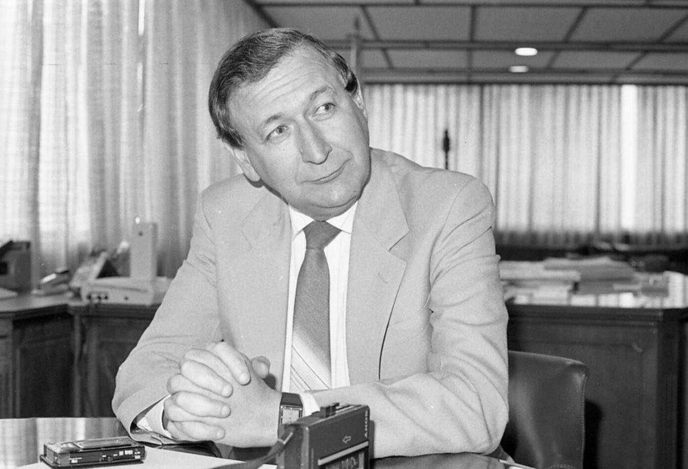 El procurador Carlos Mauro Hoyos fue secuestrado el 25 de enero de 1988 cuando se dirigía al aeropuerto José María Córdoba de Rionegro (Antioquia). Poco después fue asesinado.