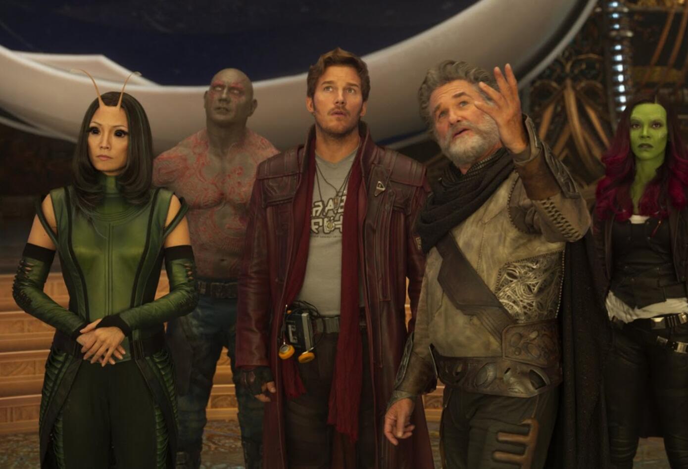 Guardianes de la Galaxia vol. 2 (2017)