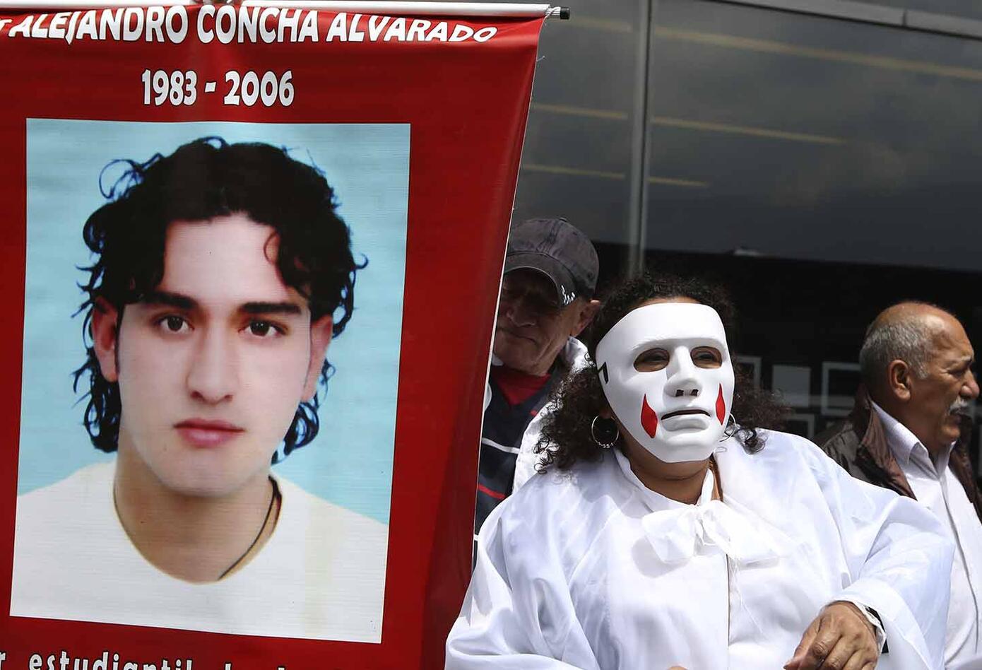 Audiencia del general (r) Mario Montoya