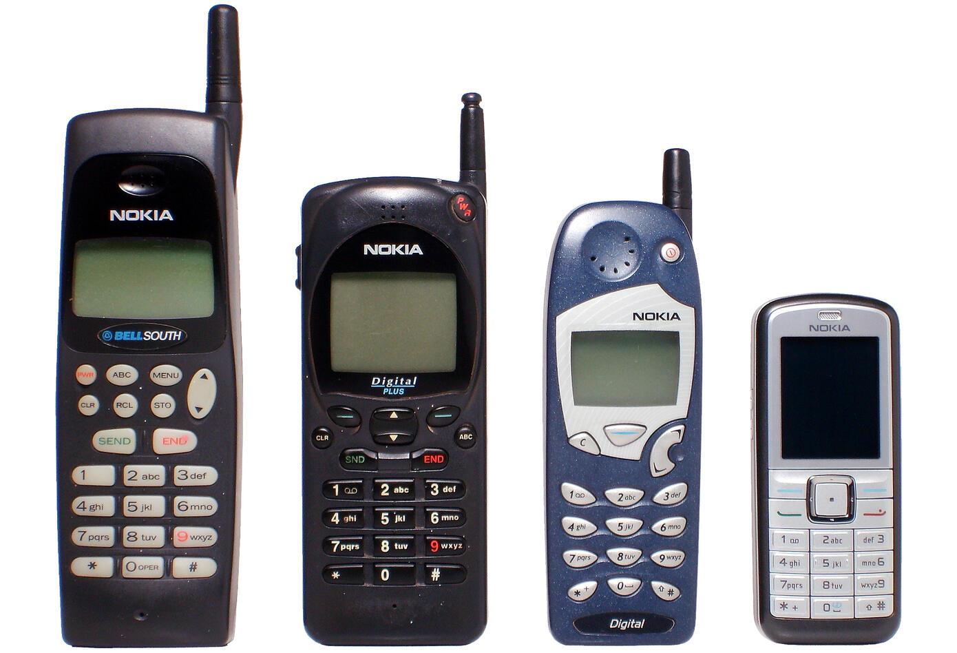 Primero teléfonos