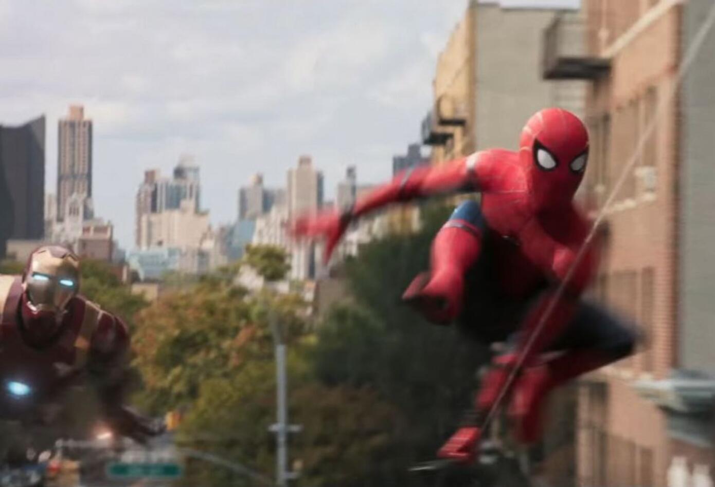 Spider-Man: de regreso a casa (2017)