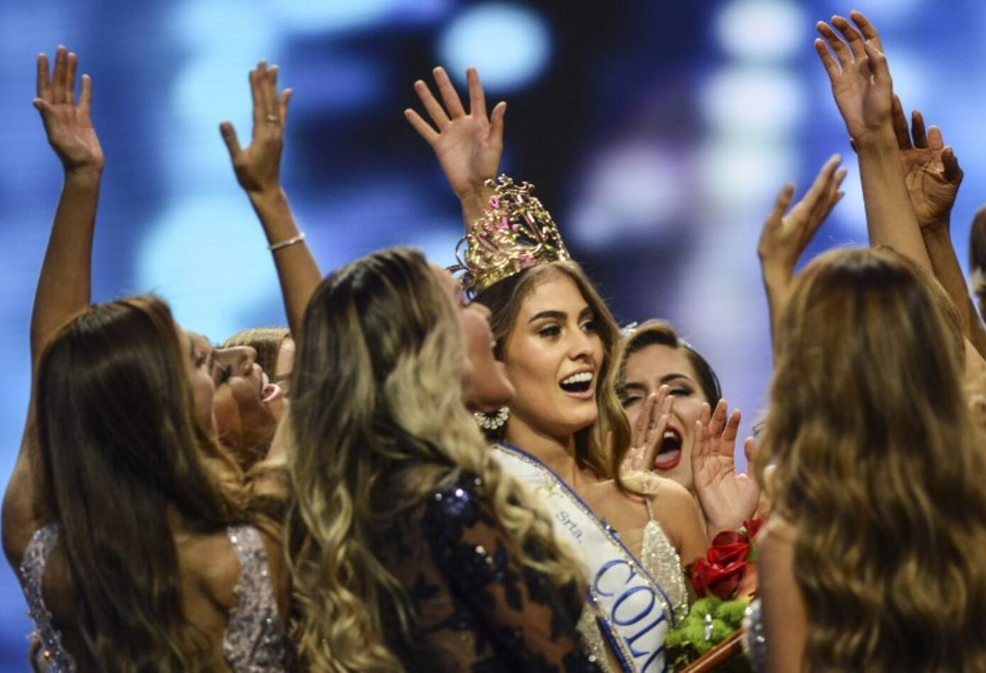 Así reaccionó Valeria después de ser coronada como nueva Señorita Colombia