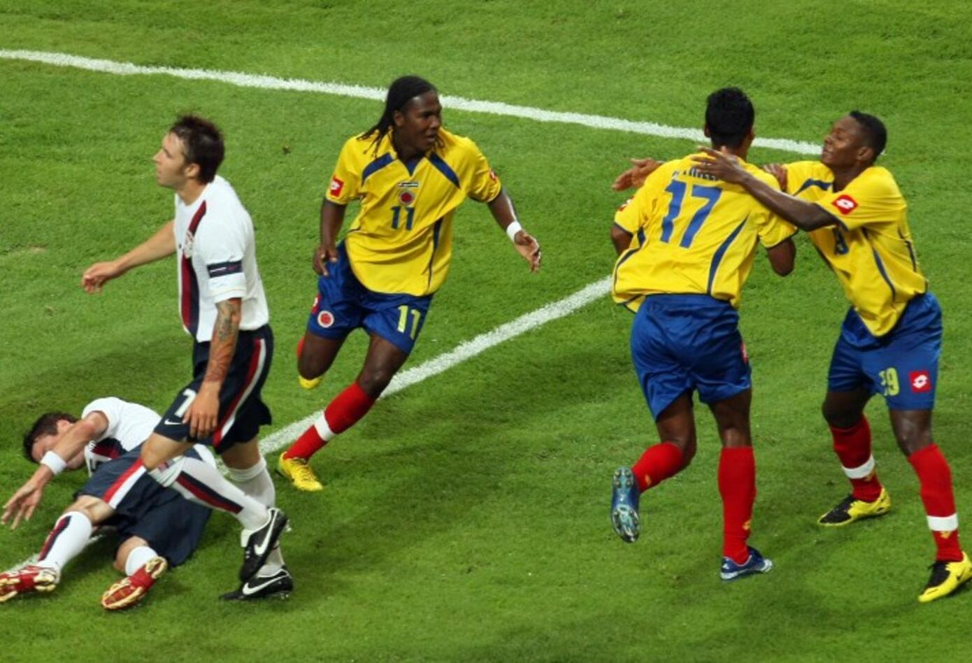 Colombia vs Estados Unidos Copa América 2007