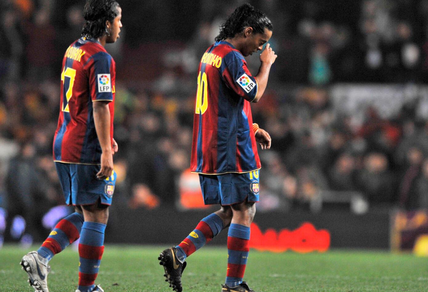 Barcelona pondría fin a la era de Frank Rijkaard antes de darle paso a Pep Guardiola