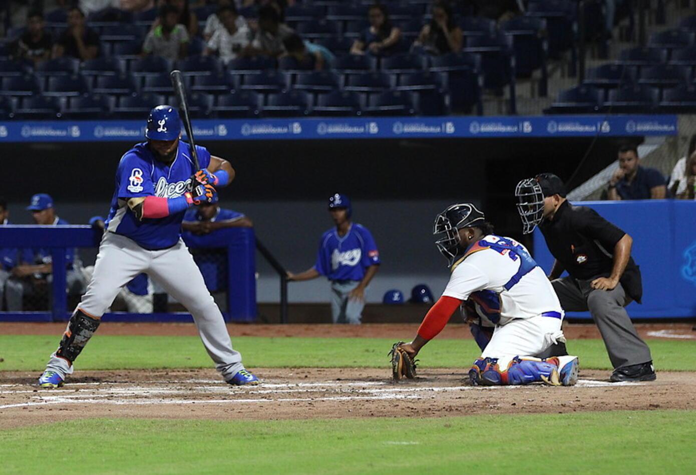 La escuadra más poderoso del beisbol dominicano se impuso en el segundo partido de la llave