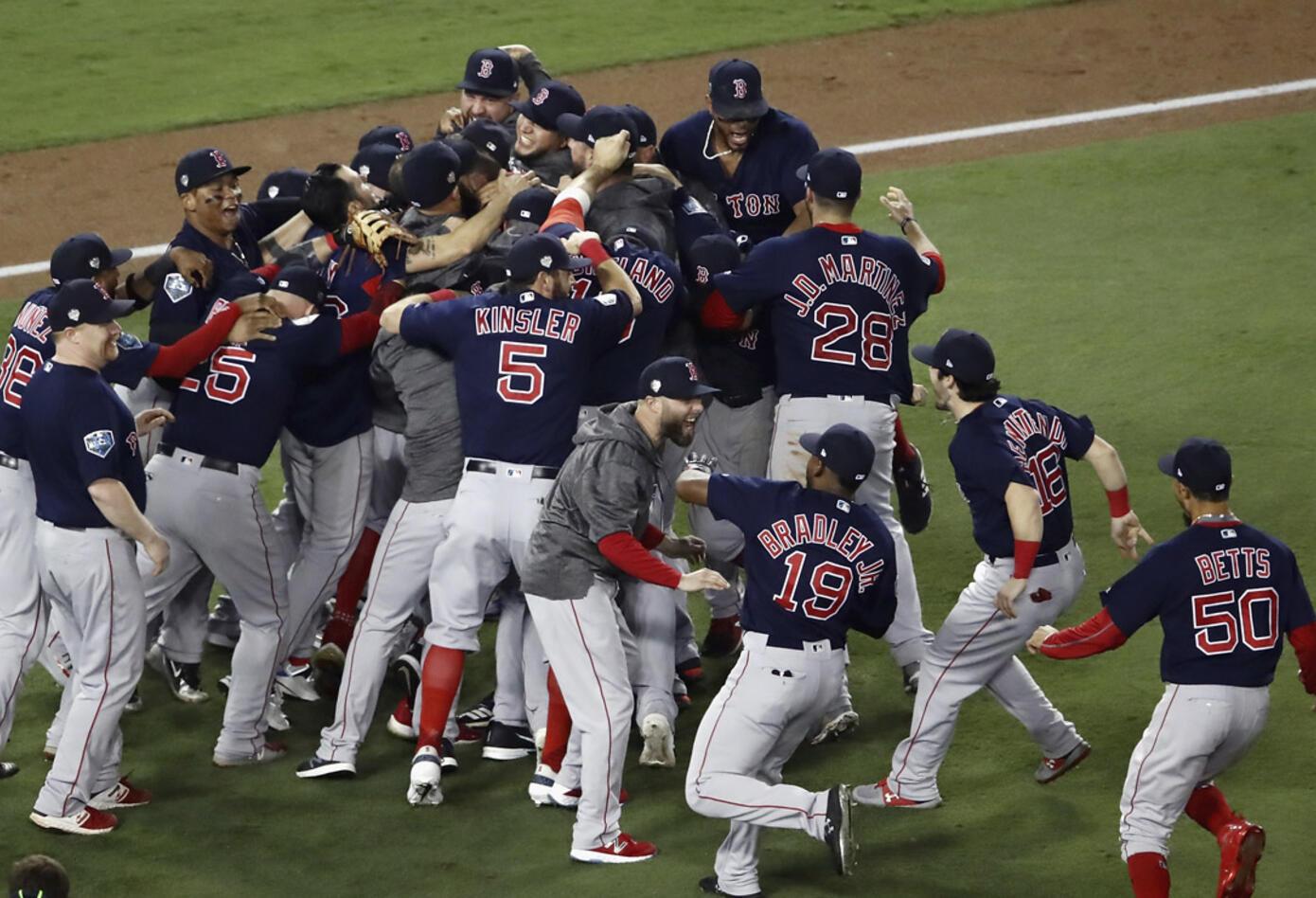 """""""Boston está ahora mismo como debe estar Puerto Rico, una locura total"""", dijo Cora"""
