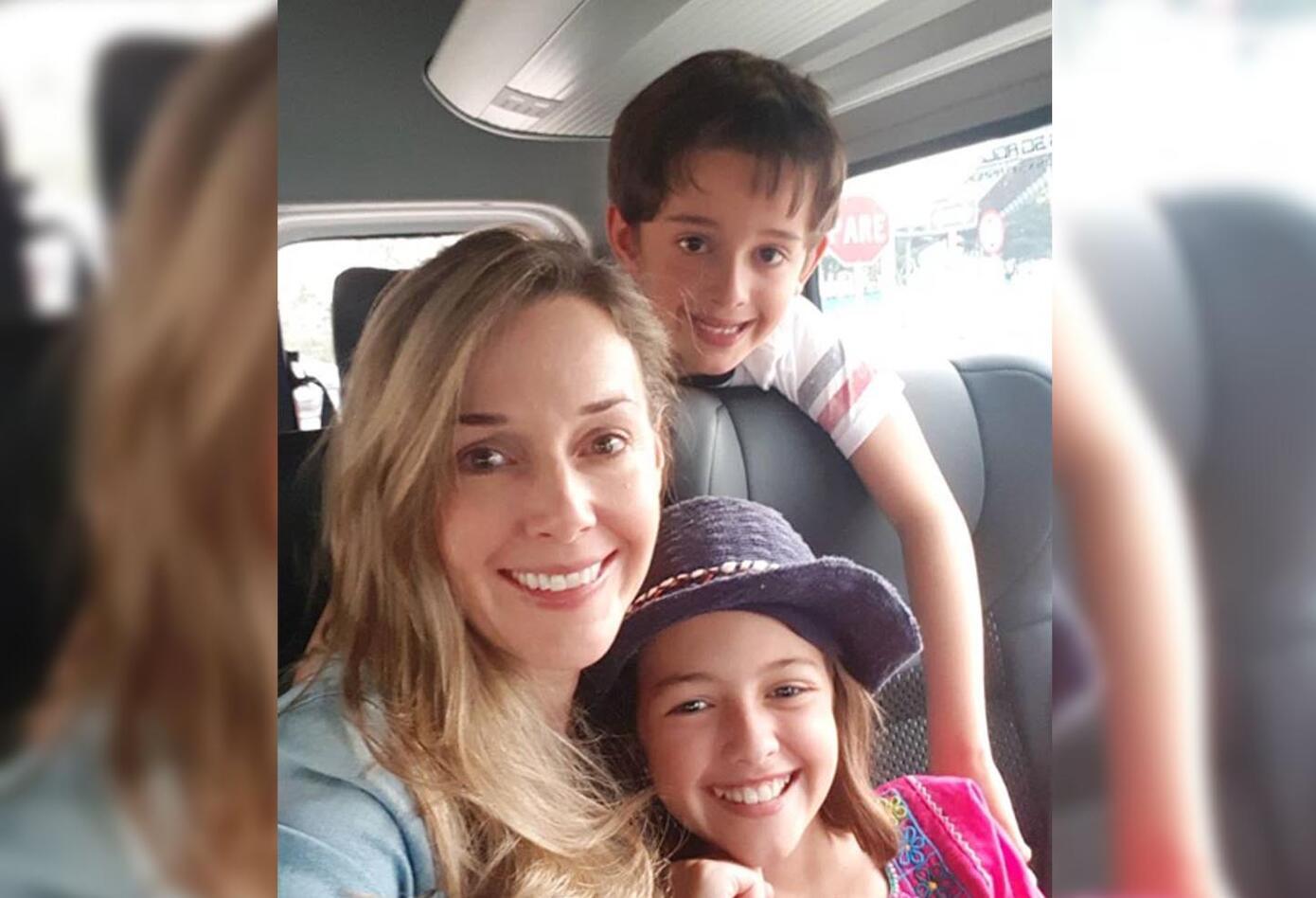 Claudia Elena Vásquez es madre de Elena y Pedro Vives, hijos del famoso artista Carlos Vives.