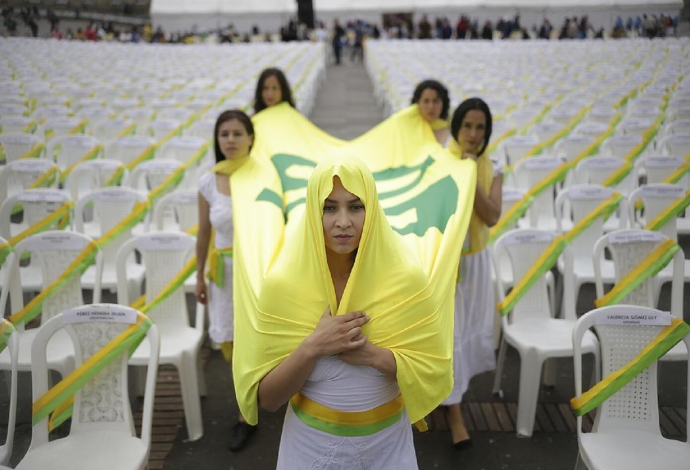 La UP está a la espera de la decisión judicial de la Corte Interamericana de Derechos Humanos sobre el genocidio de este partido político.
