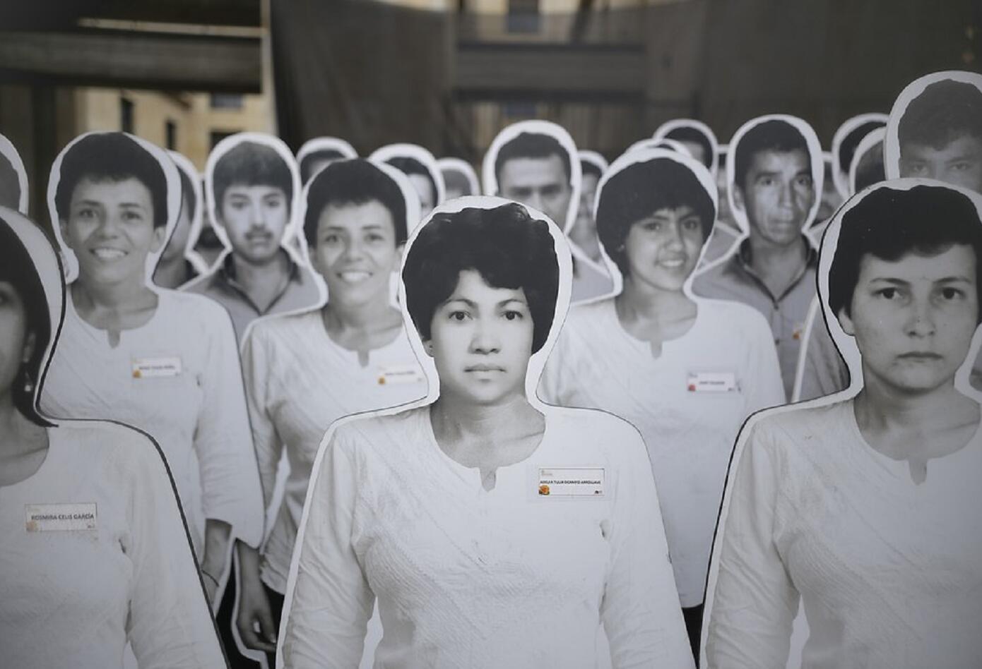 Aún no se conoce el paradero de aproximadamente 500 militantes del partido político formado a mediados de los ochentas.