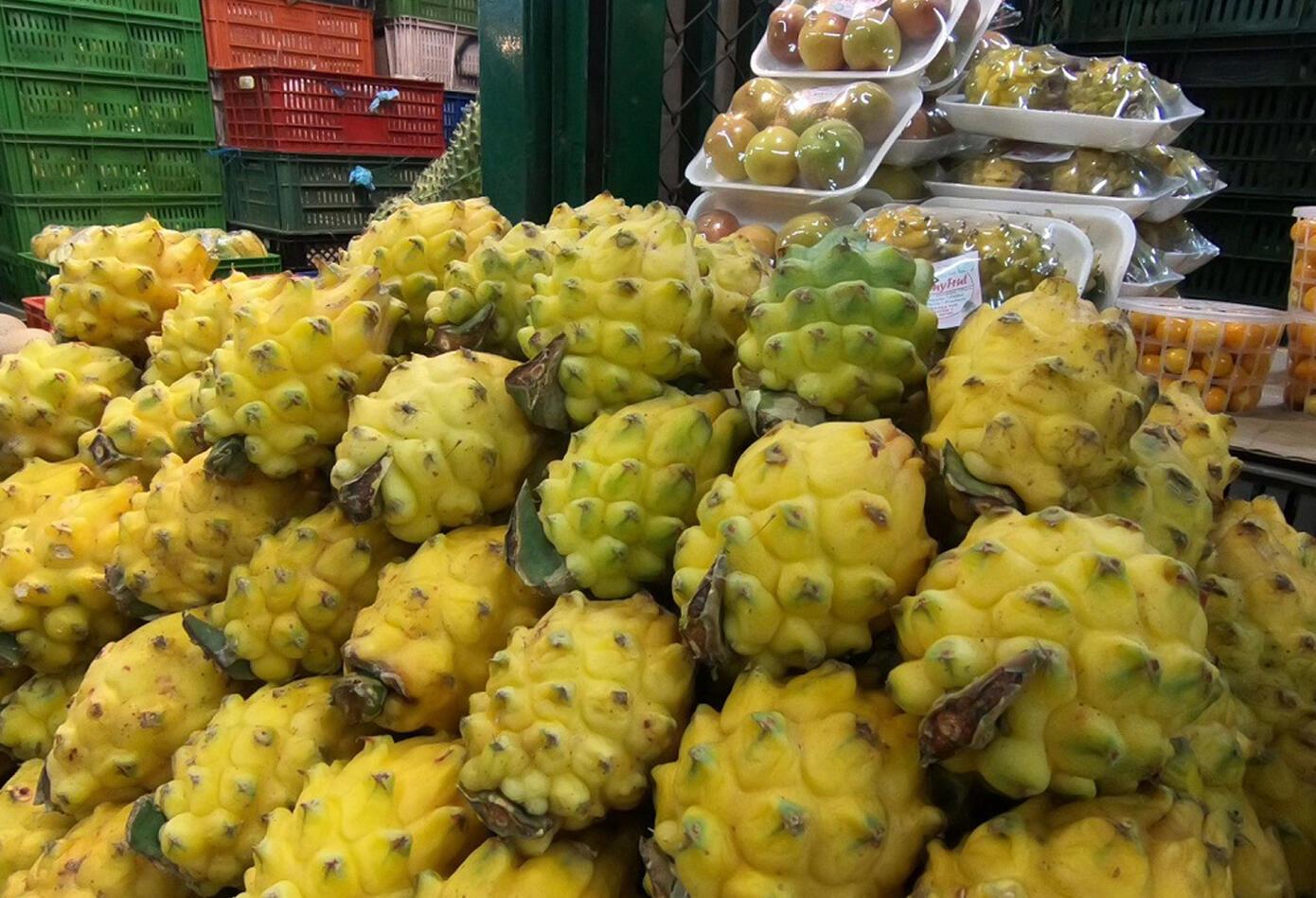 En Corabastos se comercializa alrededor de 6 mil toneladas de alimentos al día