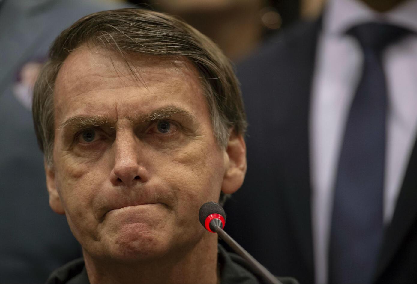 Jair Bolsonaro no recibirá a la delegación de Daniel Ortega.