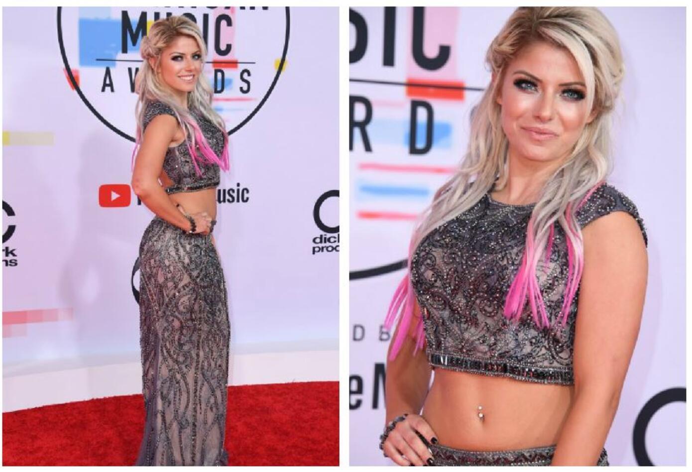 Alexa Bliss en los American Music Awards