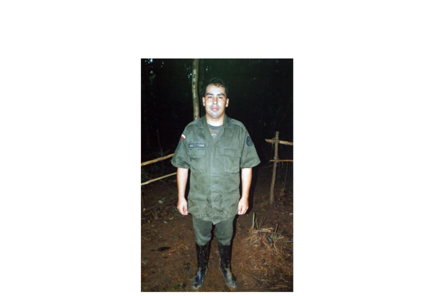 El intendente Luis Hernando Peña Bonilla en condición de secuestrado