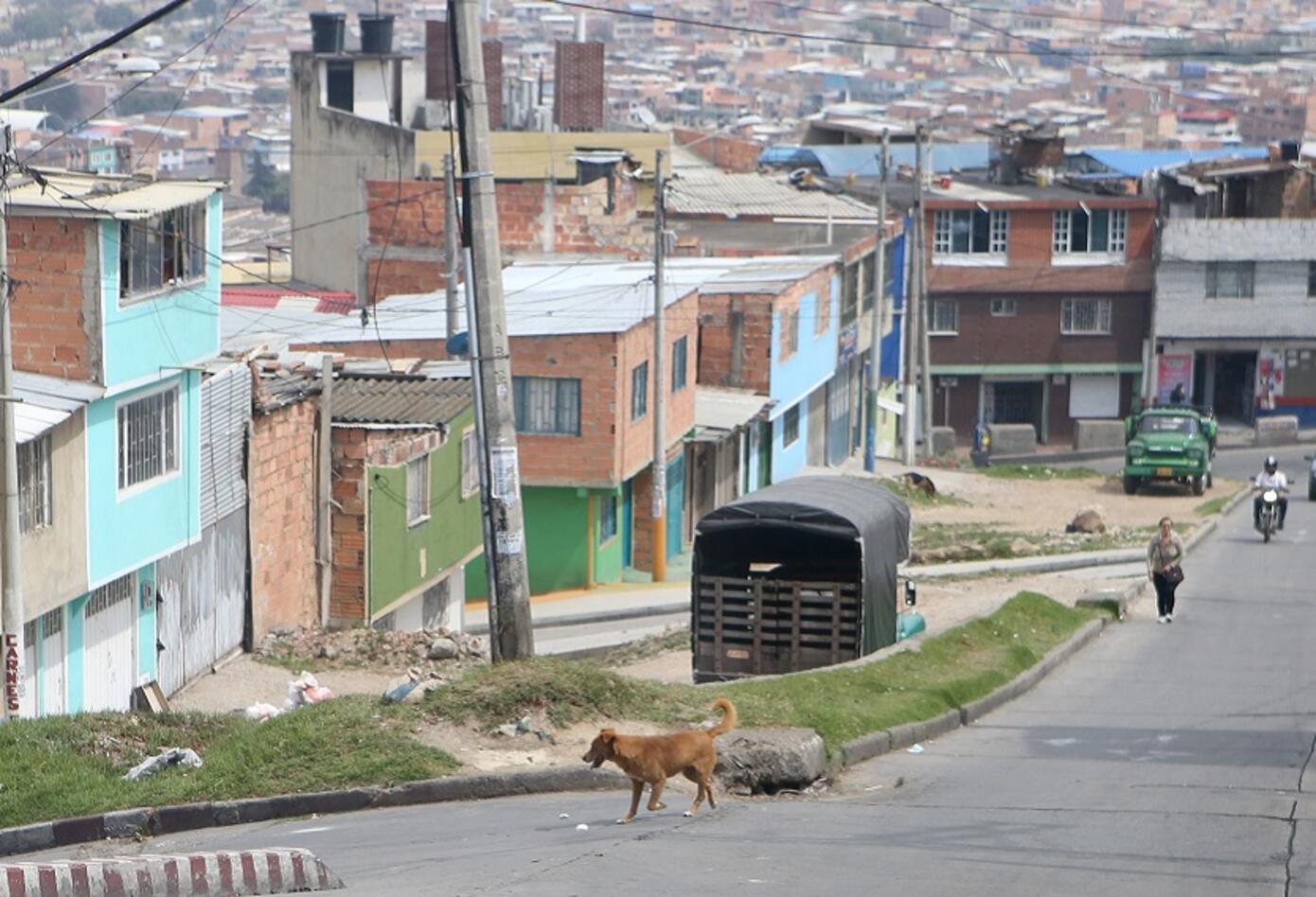 Ciudad Bolívar, Bogotá