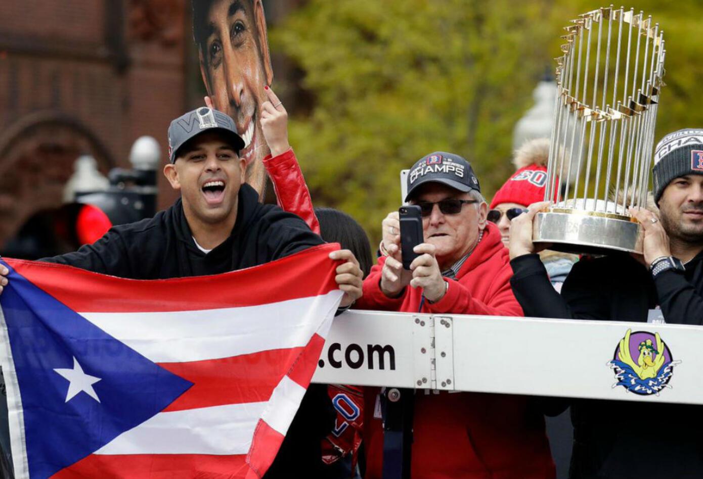 Medias Rojas de Boston - Campeones de la Serie Mundial 2018
