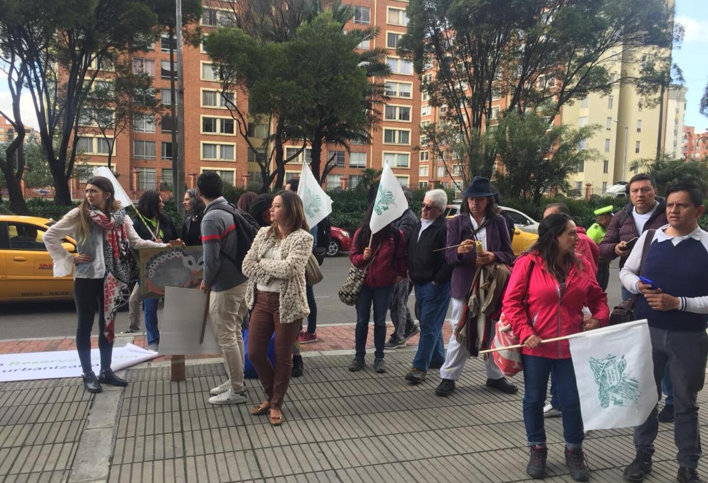El Consejo Directivo de la CAR definirá si se continúa con el trámite del proyecto de la alcaldía de Bogotá para la reserva.