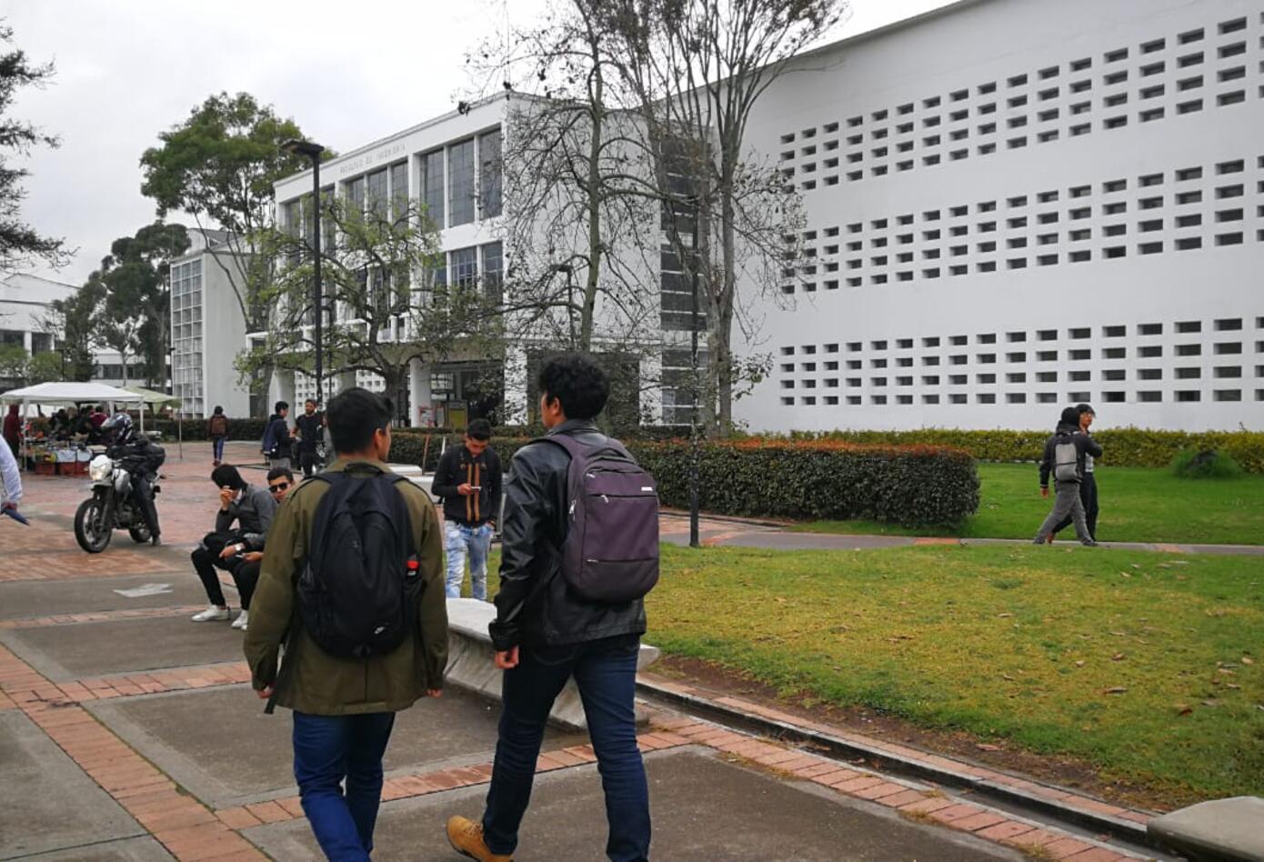 Edificio de Ingeniería, Universidad Nacional