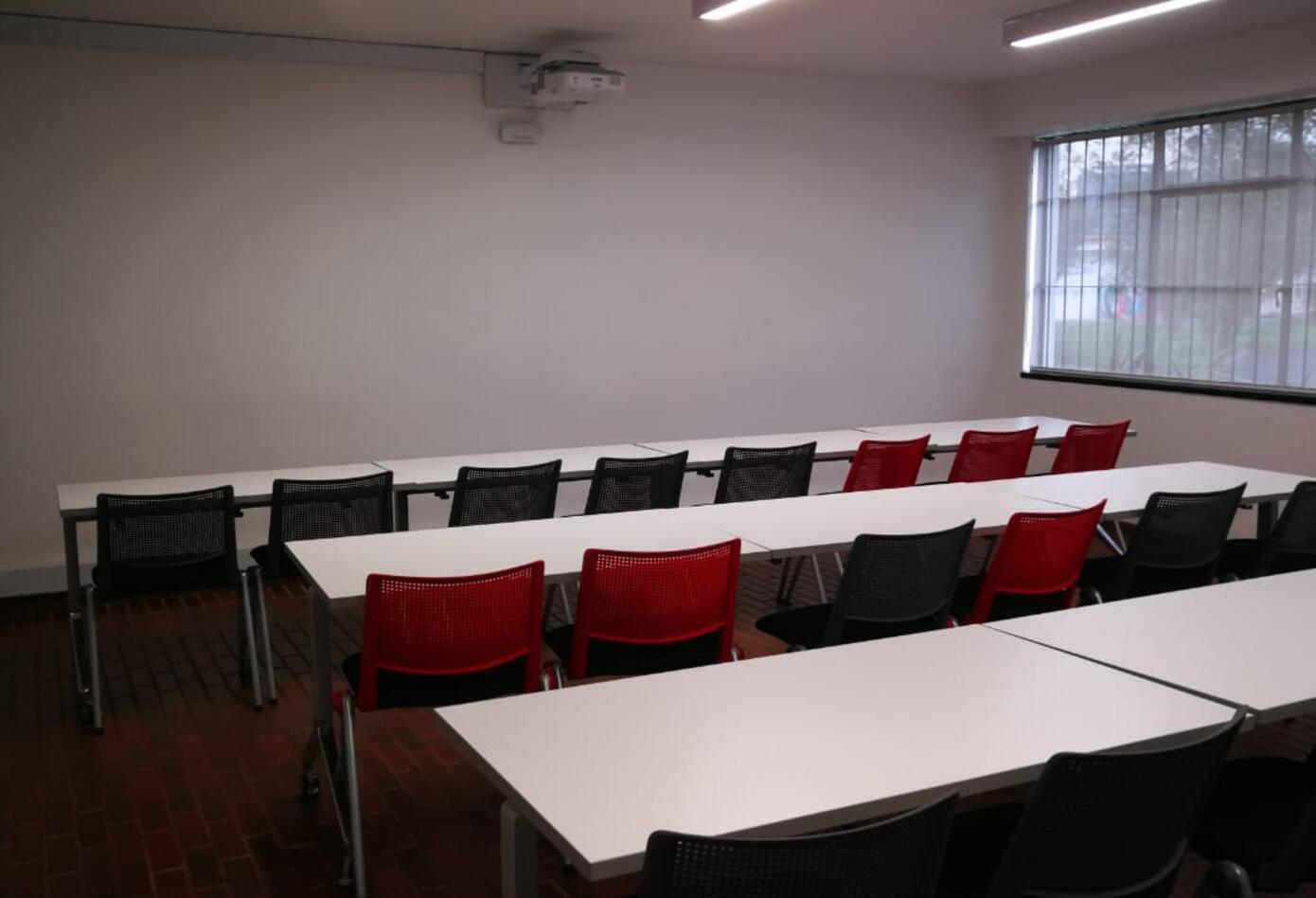Aula de clases, Universidad Nacional