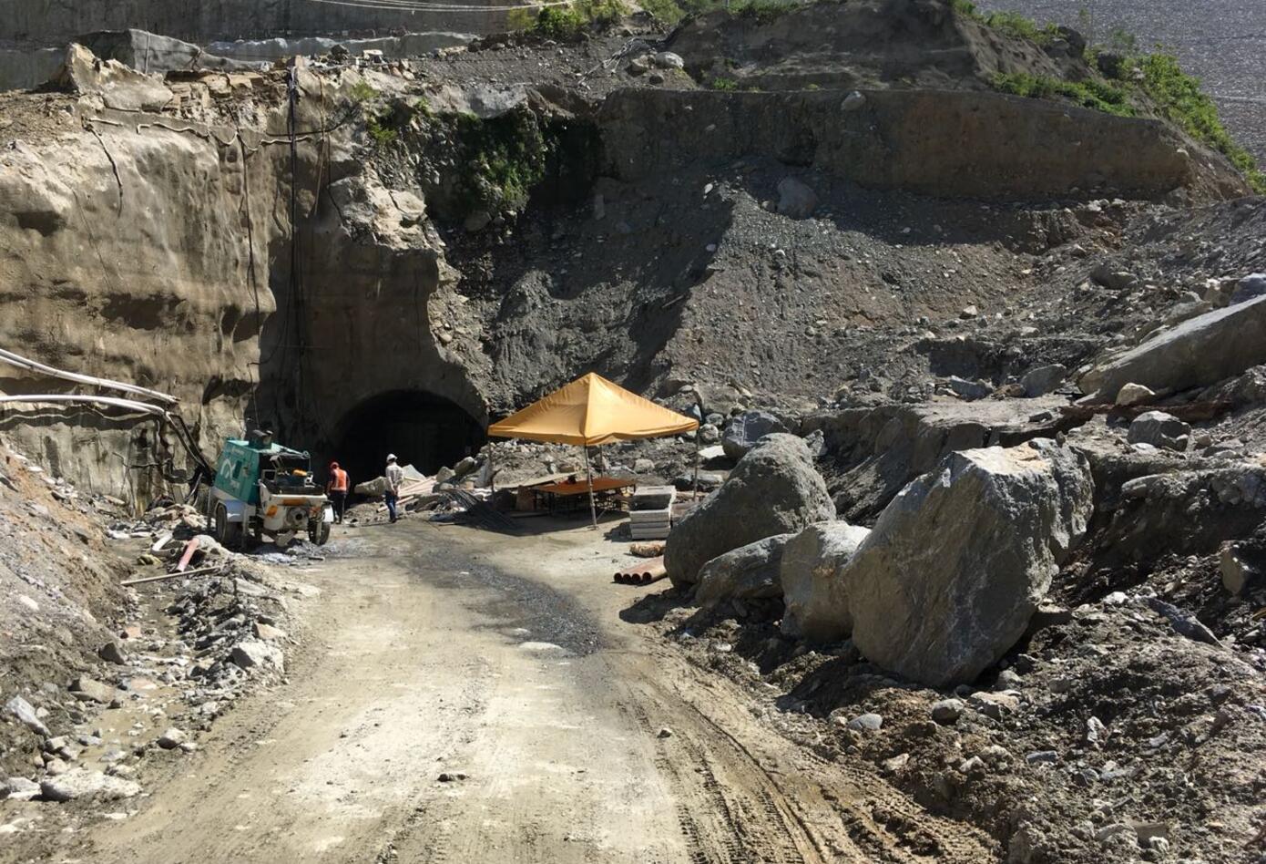 Obras Hidroituango, seis meses después 3