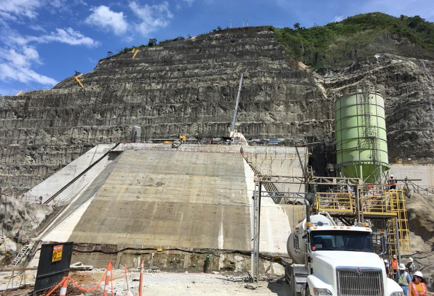 Obras Hidroituango, seis meses después 4