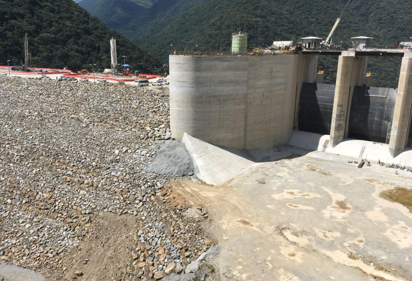 Obras Hidroituango, seis meses después 6