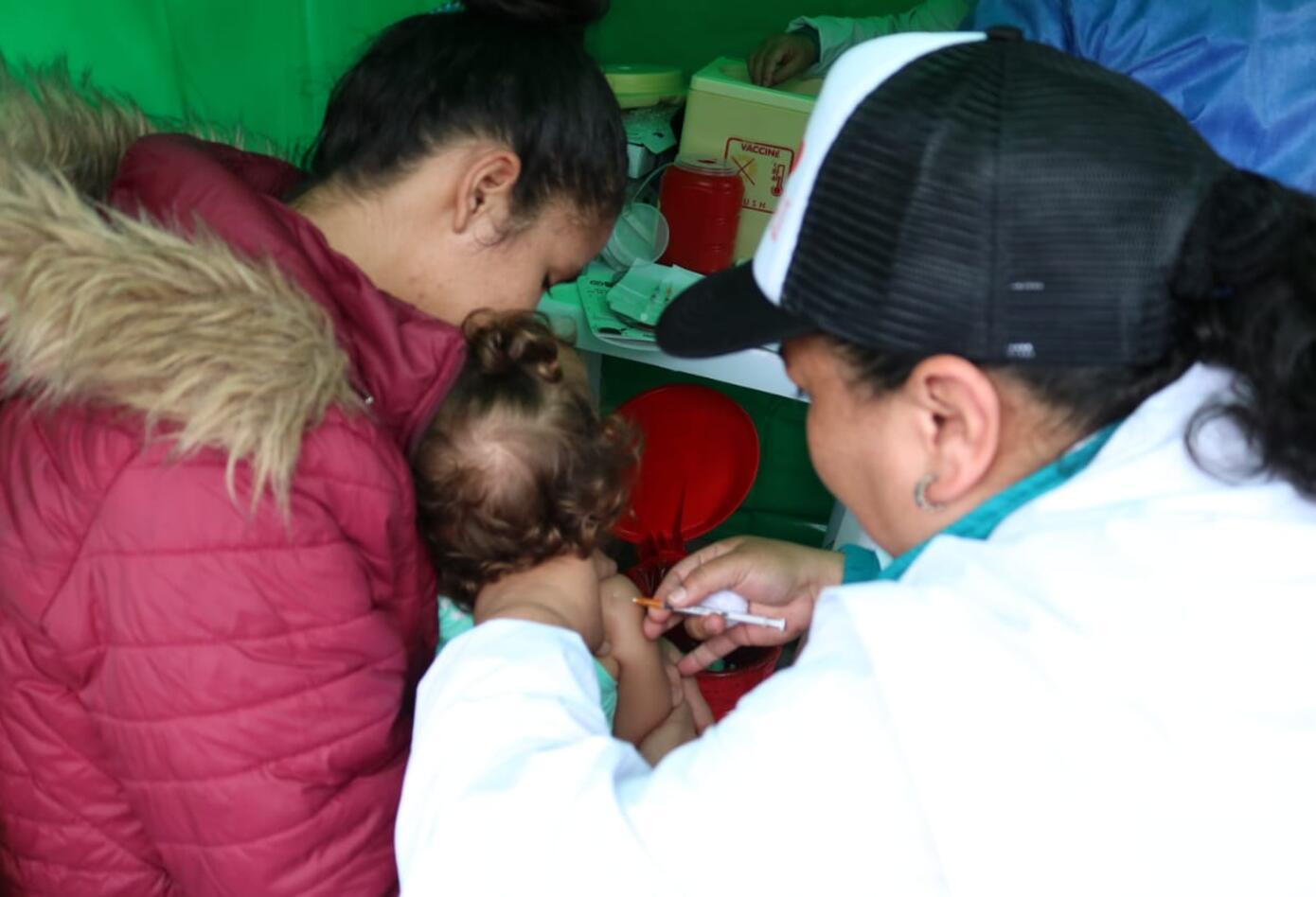 La Jornada de vacunación es completamente gratis