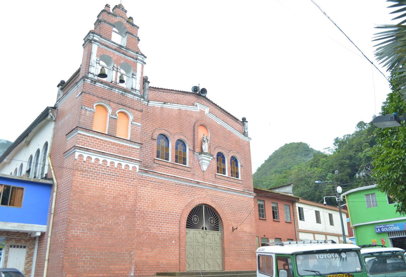 Iglesia Guayabetal