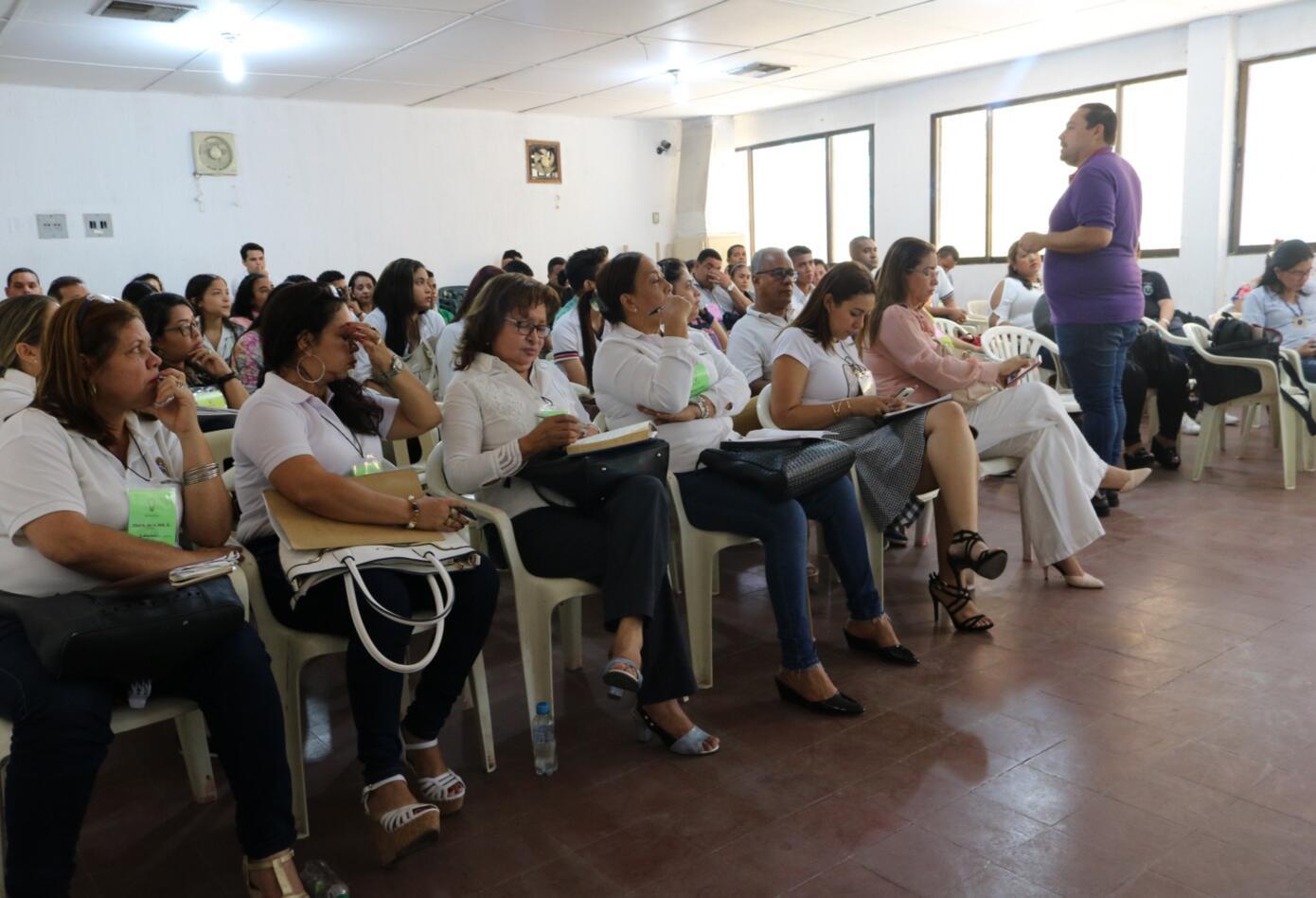 Plan Decenal de Educación en Soledad