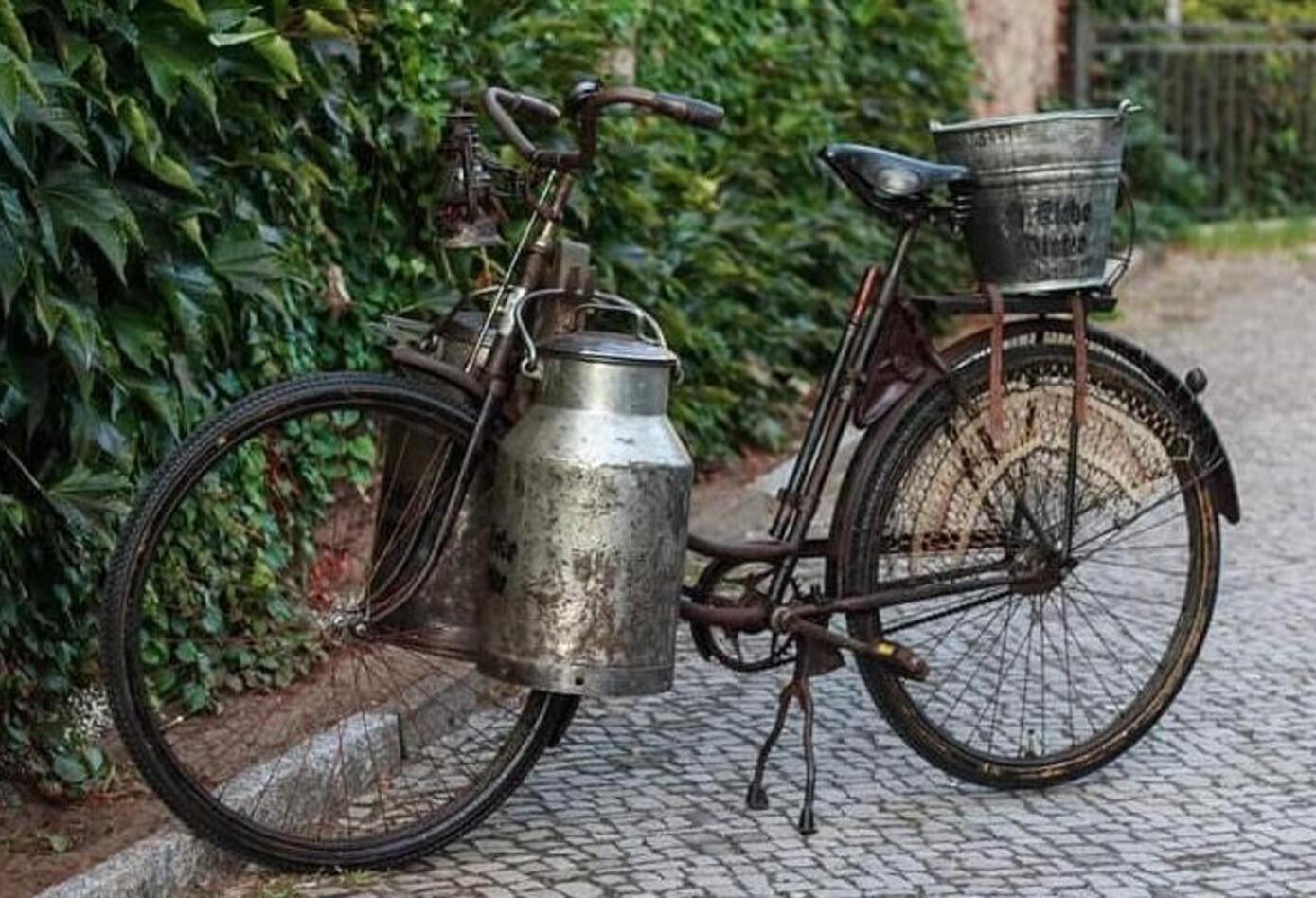 Bicicleta para las mujeres.