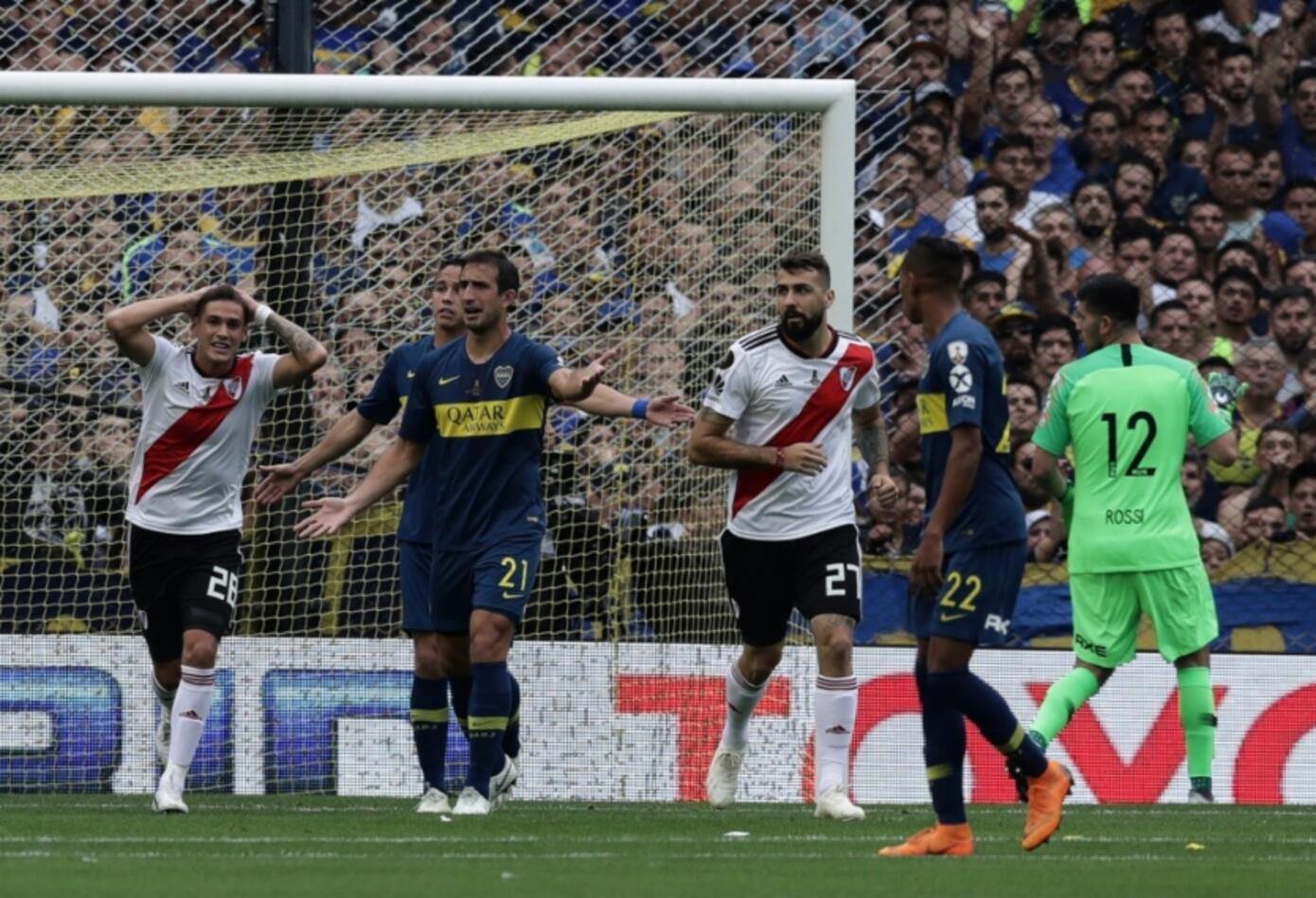 River Plate expresó su malestar por jugar el partido de ida de la final fue del estadio Monumental