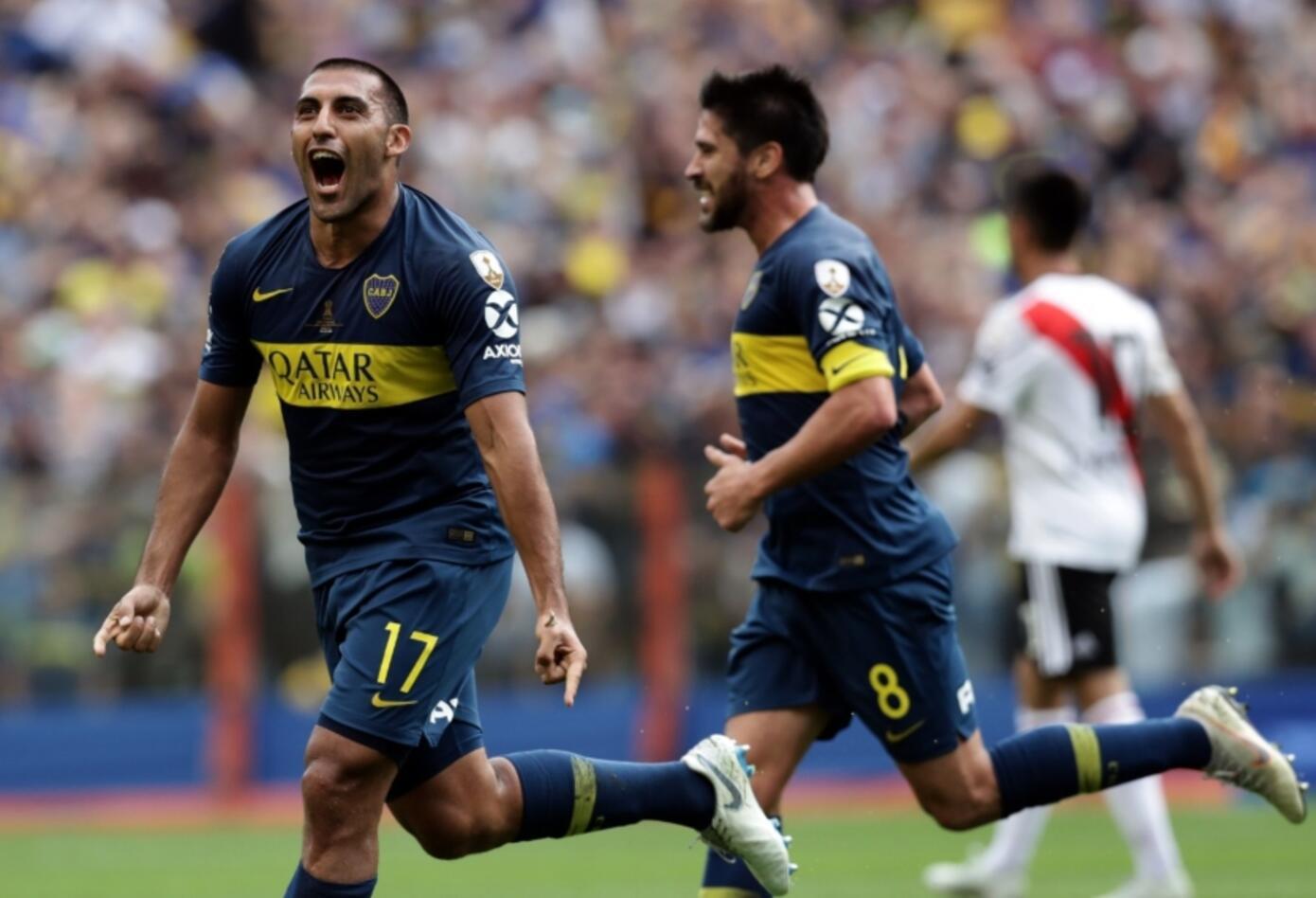 El primer gol del encuentro lo hizo Ramón Ávila en el minuto 34.