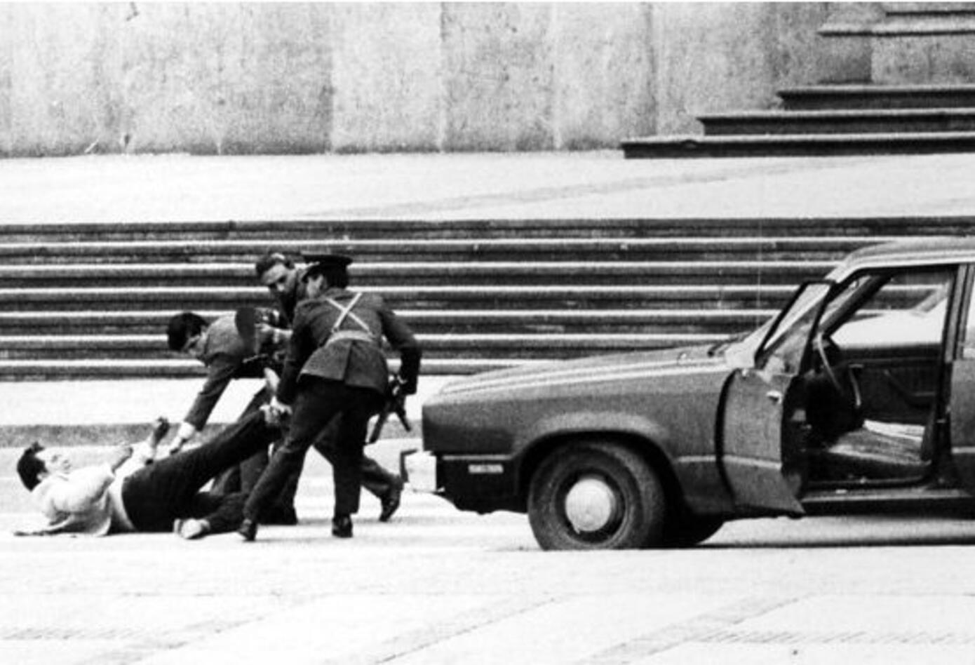 33 años de la toma al Palacio de Justicia.